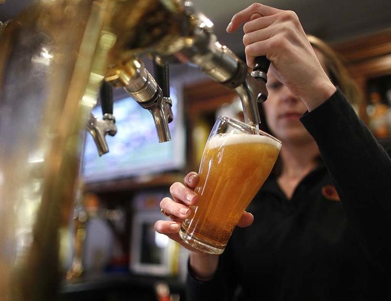 A hőségben már sört sem isznak a lengyelek