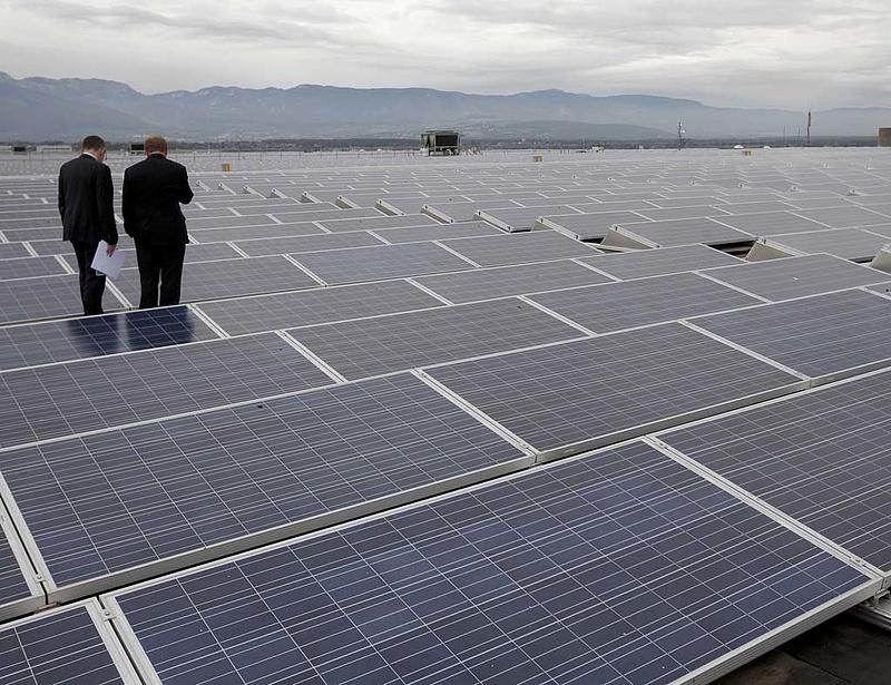 Négyszerezné termelését a magyar napelemgyár
