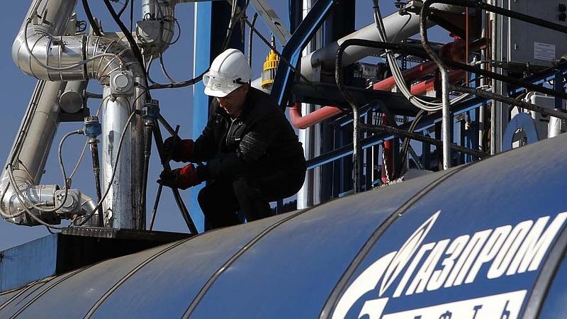 A Gazpromnak nem elég