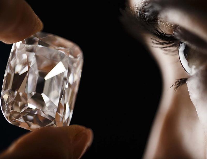 Nem fizetett a vevő a legdrágább gyémántért