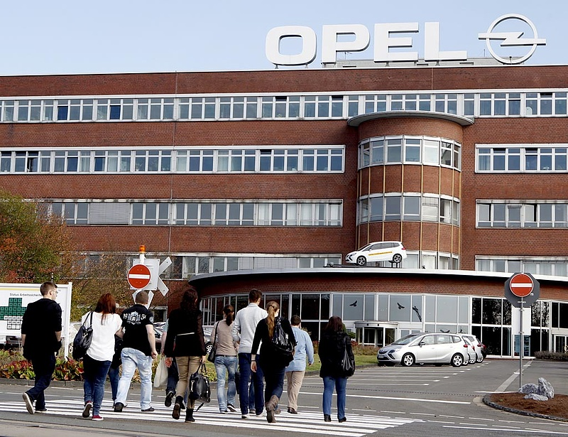 Jelentett az Opel