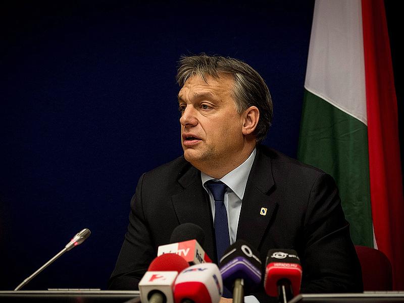 Orbán: Magyarországnak nincs szüksége más országok pénzére