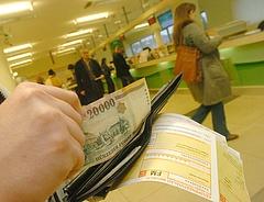 Bajban a költségvetés? - Nem folyik be a tranzakciós illeték
