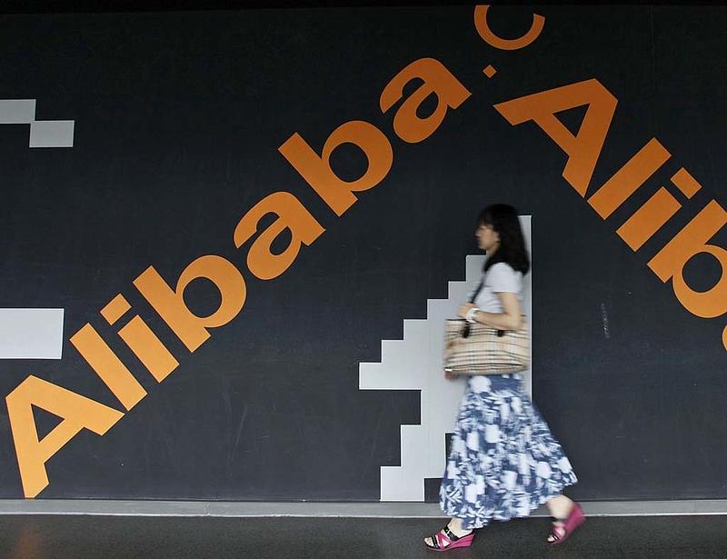 Kilőtt az Alibaba