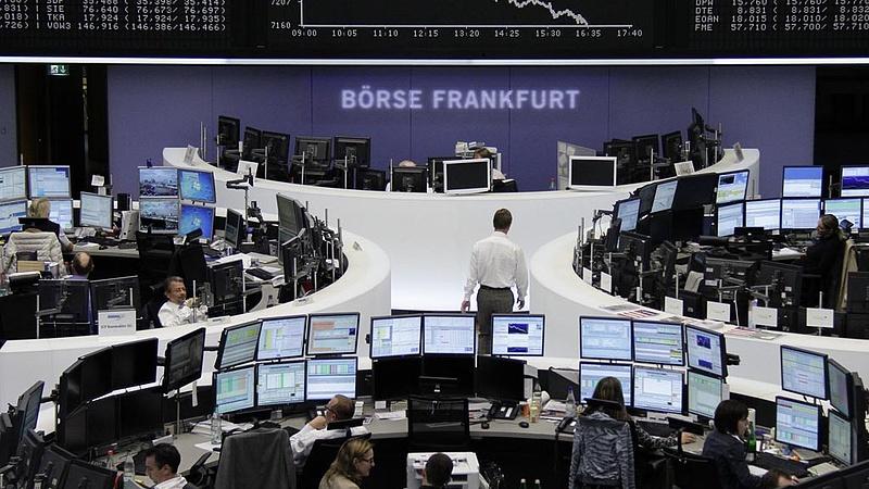 Emelkedéssel zártak a nyugat-európai piacok
