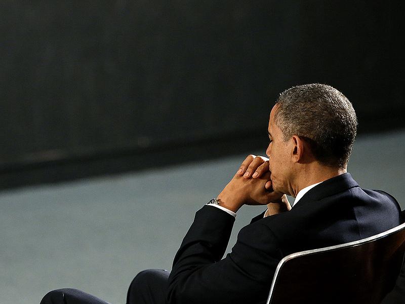 Obama és Putyin a szíriai és az ukrajnai válságról tárgyalt