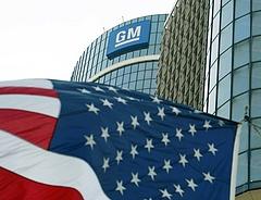 Visszavonulót fúj a GM