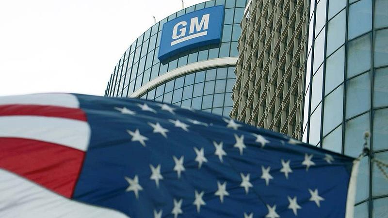 Veszteséges volt a General Motors a harmadik negyedévben
