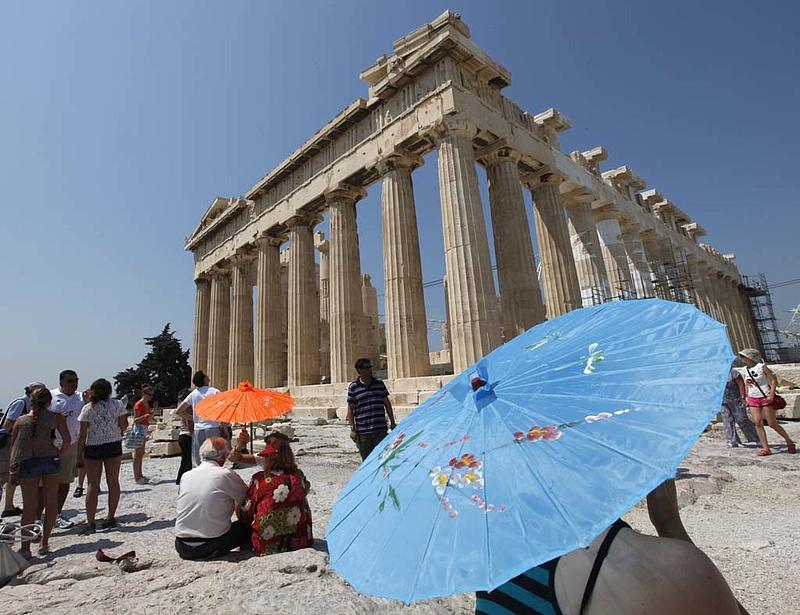 Felminősítette Görögországot a Moody\'s