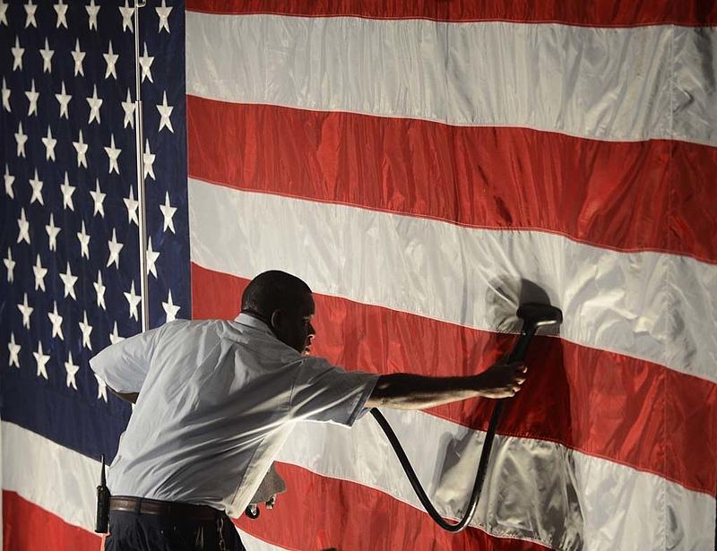 Fékez az amerikai ipar