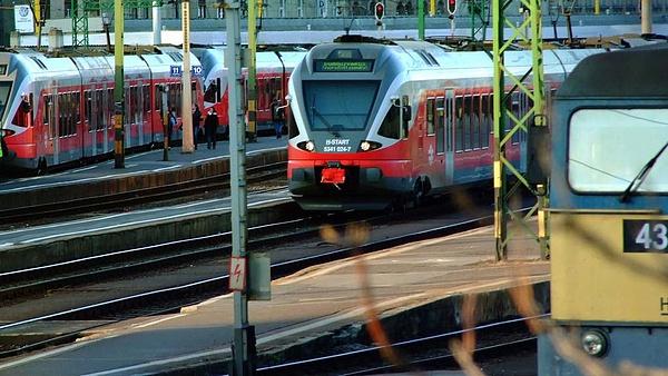A Nyugati pályaudvar egy része is park lehet a vasúti alagút miatt