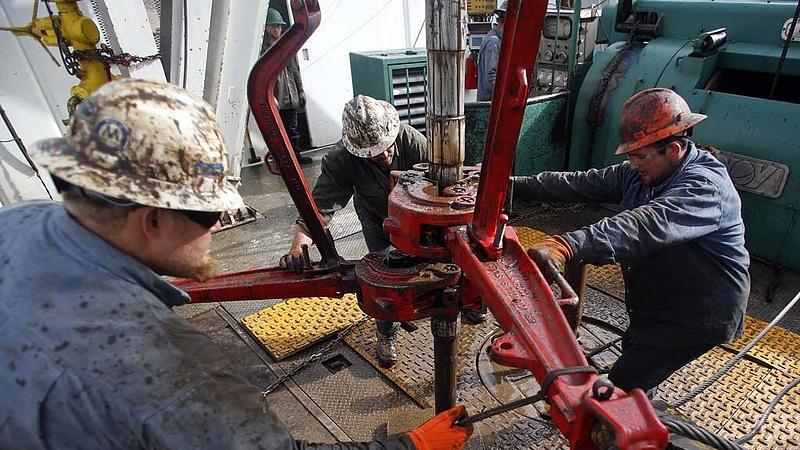 Eltűnt az amerikai olajtartalék jelentős része