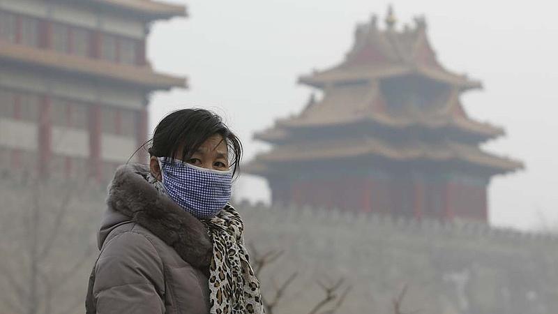Jelentősen csökkent a légszennyezés