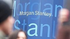 Gyenge negyedévet zárt a Morgan Stanley