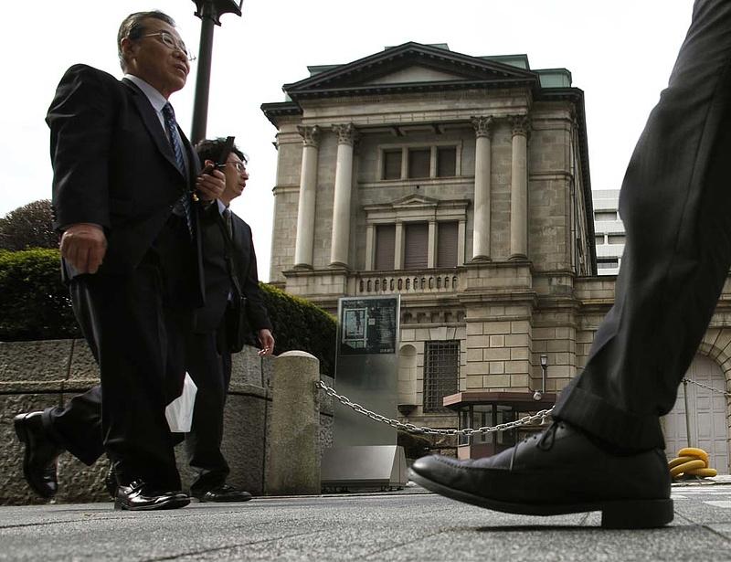 Nem nyúlt a kamathoz a japán jegybank - örülhetnek a befektetők