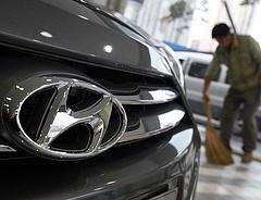 Egymillió autót hív vissza a Hyundai