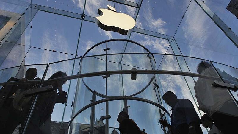 Példátlan: legyűrhetik Apple-t