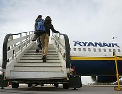 Megint fellángoltak az indulatok a Ryanairnél