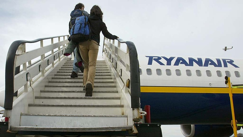 Új járatokat indít a Ryanair Budapestről
