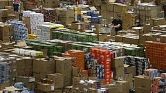 Jelentett az Amazon, zuhant az árfolyam