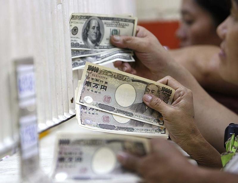 Újabb lendületet kaphat a jen gyengülése?