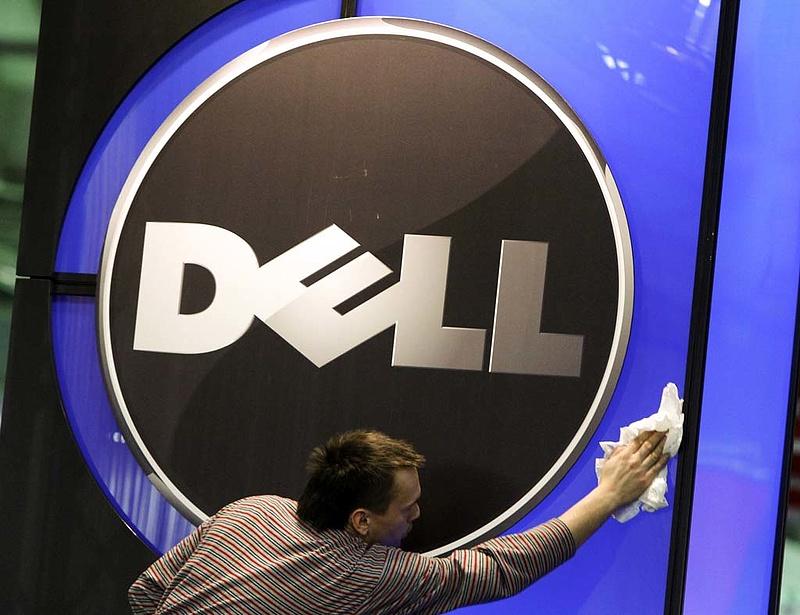 Durván esett a  Dell profitja