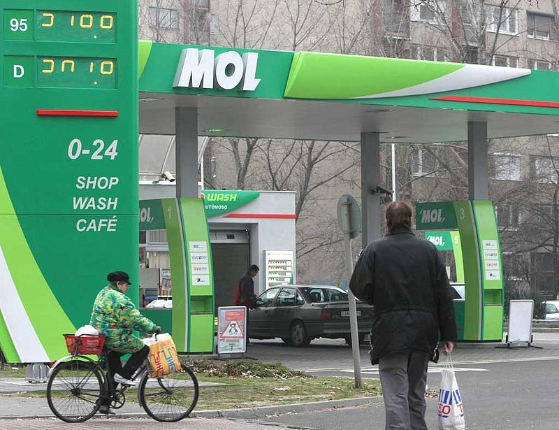 Nőtt a benzinkutas üzletek bevétele az első nyolc hónapban
