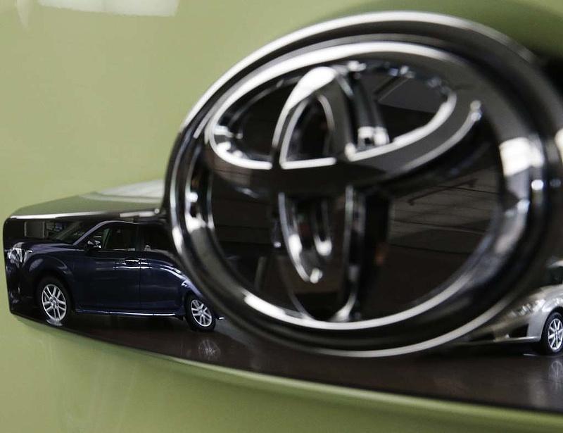 A Toyota nyeresége 5 százalékkal nőtt