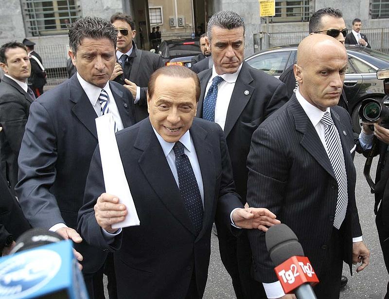 Berlusconi: ártatlan vagyok!