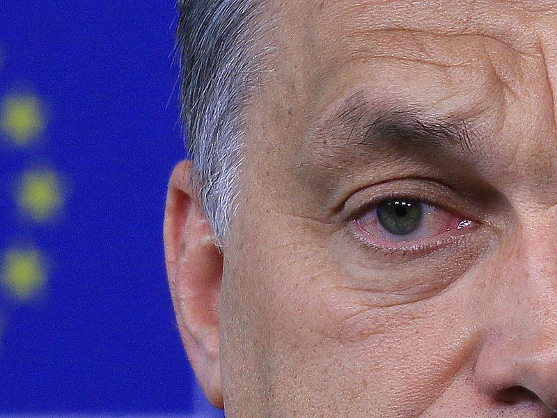 Orbán: Európa válságban, csak magunkra számíthatunk