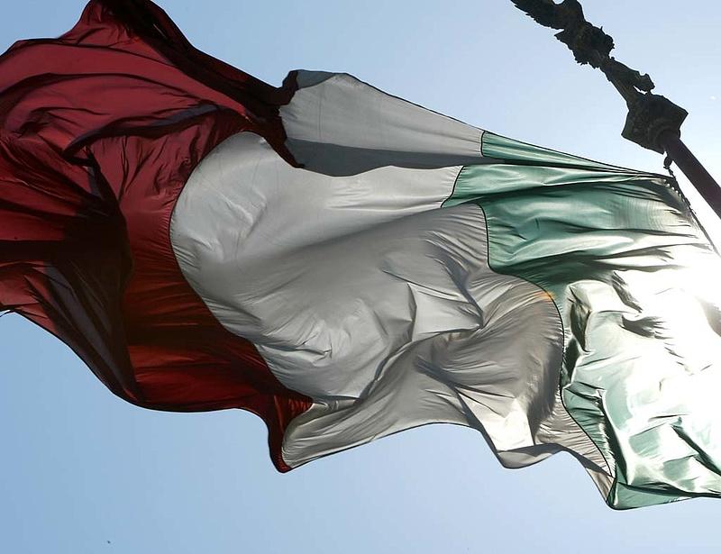 Víz alatt Dél-Olaszország