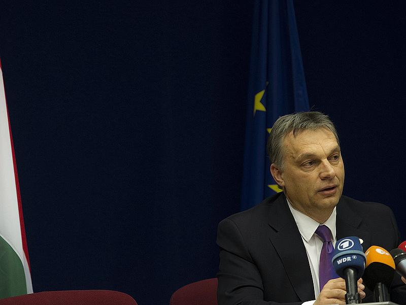 Orbán: érzékelhető növekedés lesz Magyarországon a következő években