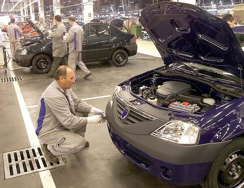 Nagyot nőtt a román ipari termelés