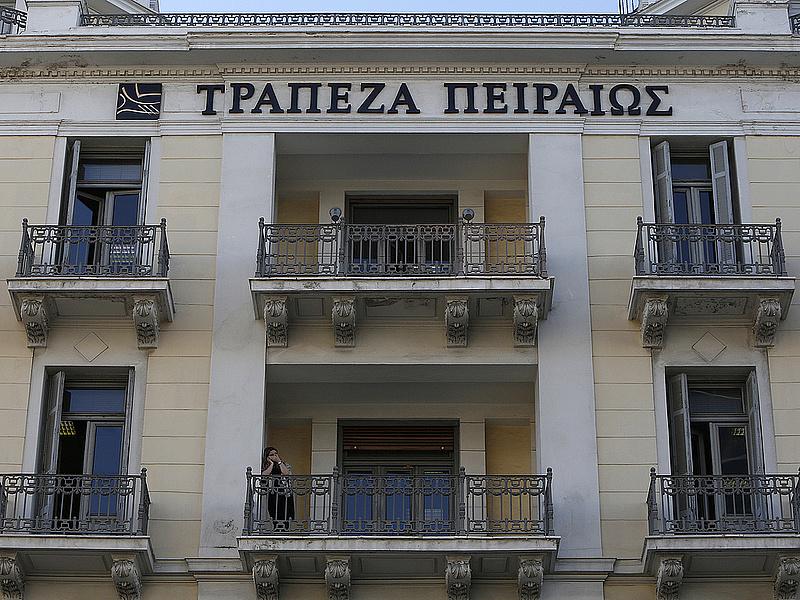 Nagy dobásra készül a 2. legnagyobb görög bank
