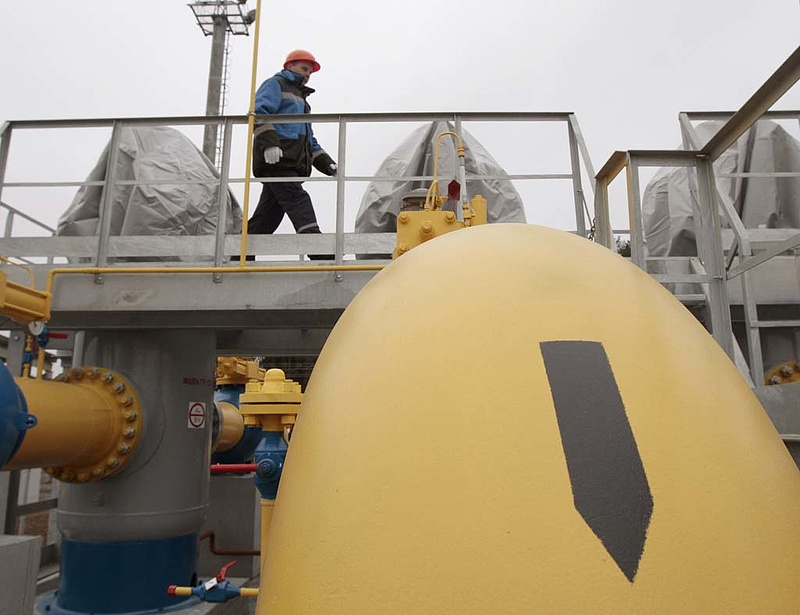 Ukrajna pénzt kap az EBRD-től gázvezeték korszerűsítésre