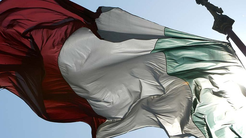 Komoly figyelmeztetést kapott az olasz kormány