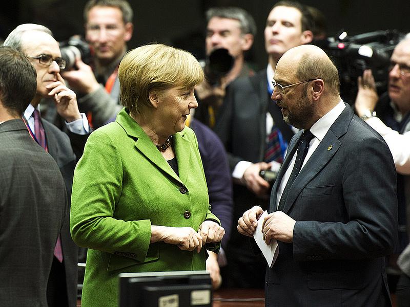 Ilyen hírre várt Merkel - nagy lehet az öröm