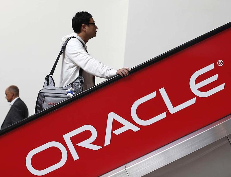 Lendületben van az Oracle