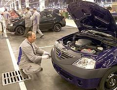 Beindult a romániai autógyártás