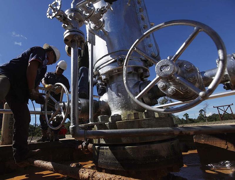 Olajat keres Magyarországon a Gazprom