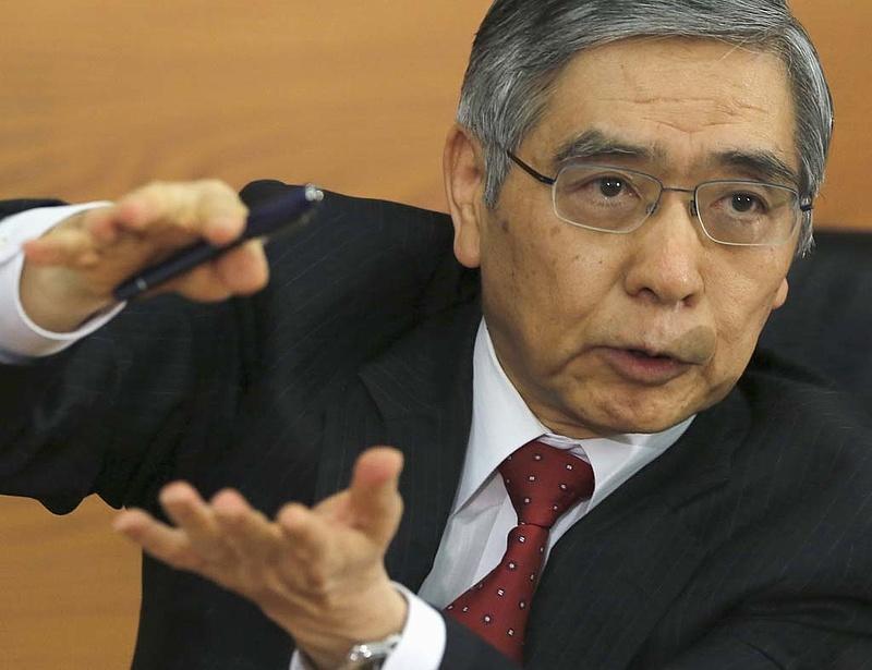 A japán jegybank nem vezet be negatív kamatot