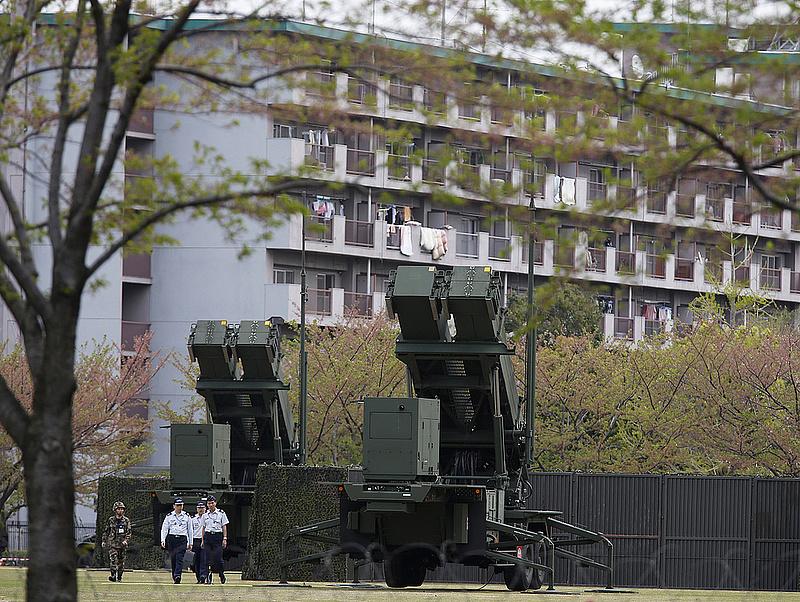 Rakétavédelmi ütegeket vesz Románia