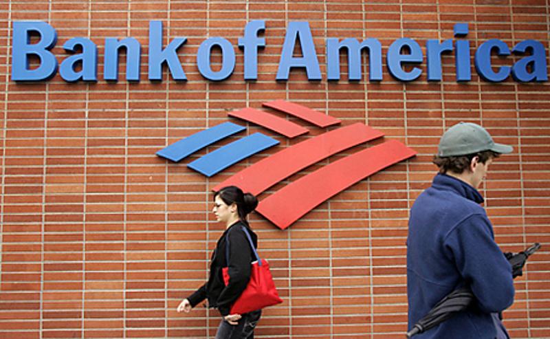 Megugrott a Bank of America profitja