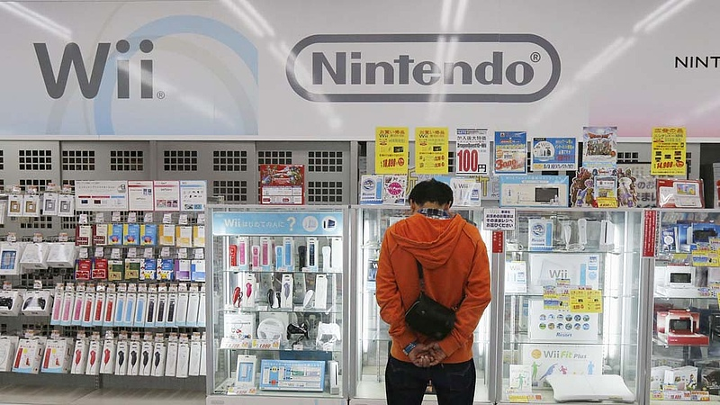 Újra nyereséges a Nintendo
