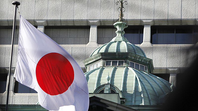 Kiadták a cunamiriadót Japánban