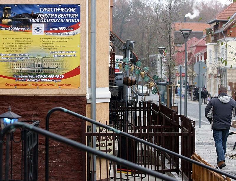 Oroszok és ukránok vásárolják fel a magyar ingatlanokat