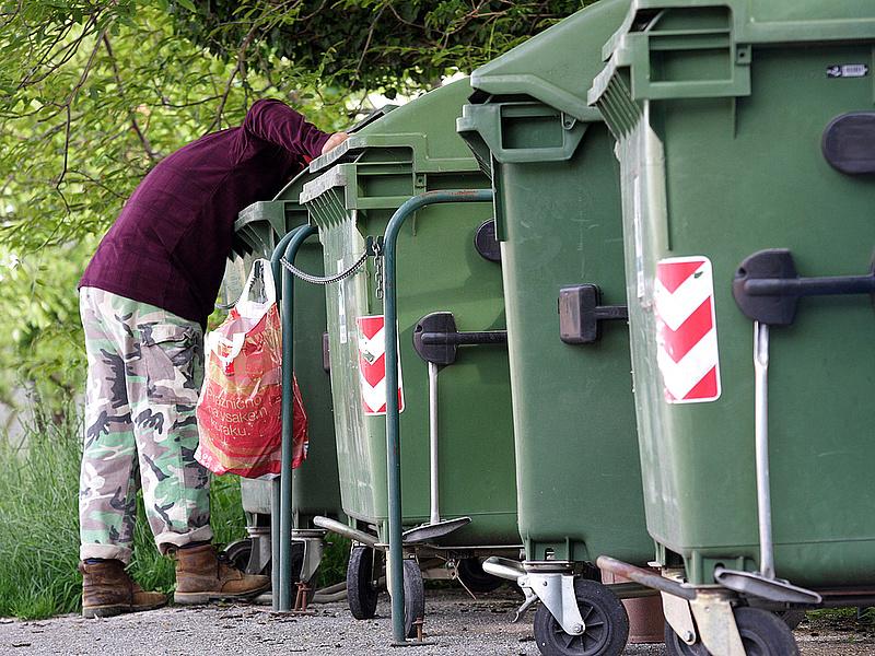 Jó üzlet a hulladékgyűjtők bérbeadása