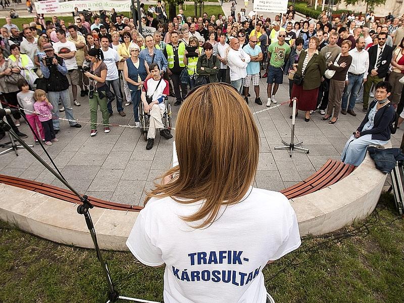 Orbán: Százával nyertek baloldali trafikosok