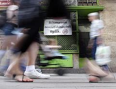 A trafikosoknak 10 százalékos árrést garantálnak (bővített)
