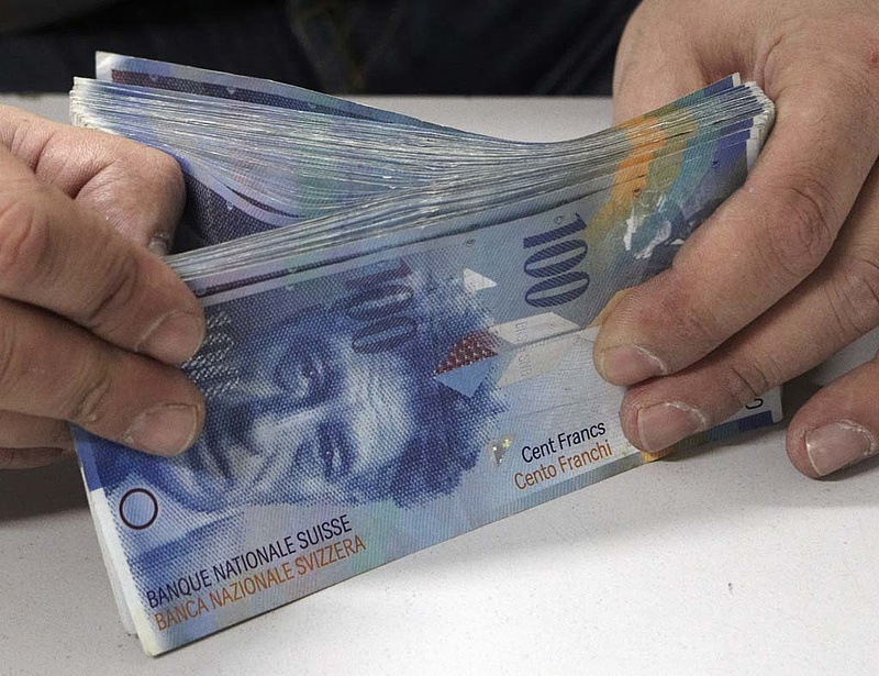 600 ezer forint lehet a minimáljövedelem - Svájcban